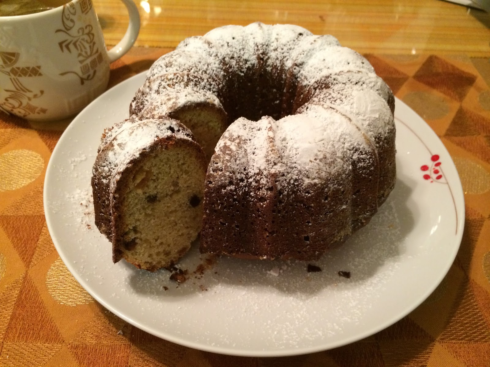 Authentic Polish Recipe For Poppy Seed Cake From Poland