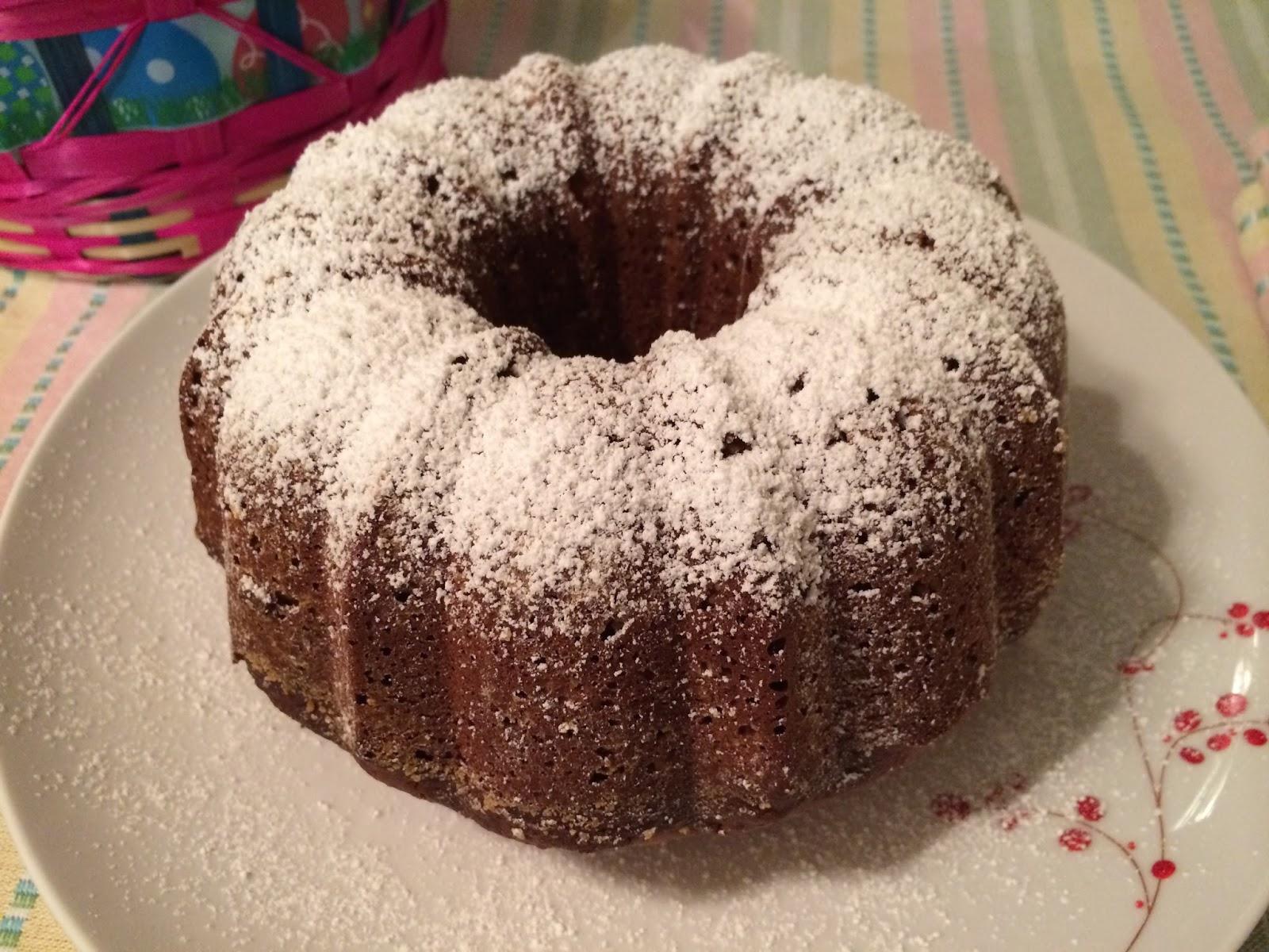 Polish Babka Cake Kettlebell Country Girl Kettlebell