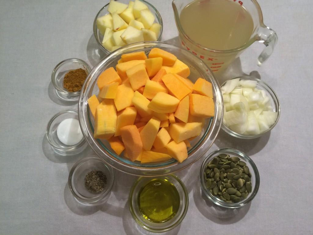 KBCG Butternut -squash soup