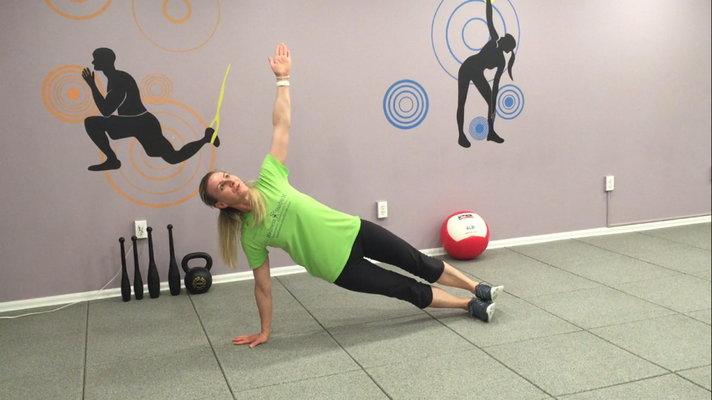 7. Plank and Alternate Side Openings